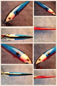 Blue Angel Shad Rapala Husky Jerk 5
